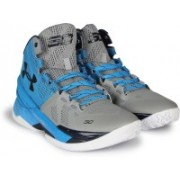Under Armour UA CURRY 2.0 Basketball Shoes For Men(Blue)