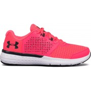 Under Armour W Micro G Fuel RN Penta Pink White Stealth Gray 41
