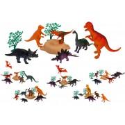 Globo 37539 dinosauri con accessori set da 9 pezzi 1185 soggetti assortiti (no scelta)