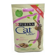 Purina Cat Chow Busta Gatto Adult 1+ Agnello Fagiolini Multipack 10x85gr