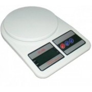 eWAVE Digital Electronic Kitchen Scale White (SF-400) (upto 10 kgs.) Weighing Scale(White)