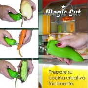 Pelafrutas y Verduras Bepro Magic Cut