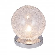 Елегантна настолна лампа - нощна лампа - Sphera / 1 x G9