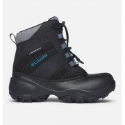 Columbia Botte imperméable Rope Tow III - Junior Noir, Dark Compass 32 EU