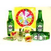 """Bierpakket """" 30 """" Darts Heineken"""