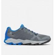 Columbia Chaussure Trans Alps F.K.T. III - Homme Graphite, Cobalt Blue 40.5 EU