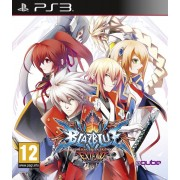 Pqube BlazBlue Chronophantasma Extend