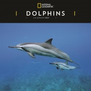 Tuinland Kalender 2021 Dolphins National Geographic