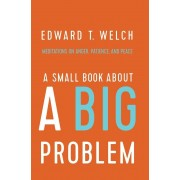 A Small Book about a Big Problem: Meditations on Anger, Patience, and Peace, Paperback