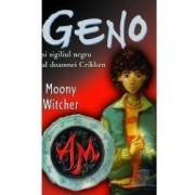 Geno si sigiliul negru al doamnei Grikken - Moony Witcher