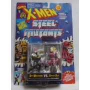 X-Men Steel Mutants Spy Wolverine Vs. Omega Red Marvel Comics