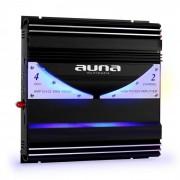 AMP-CH02 Amplificatore Finale Auto 1400W - 190W RMS 2 canali mono LED