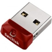 SanDisk SDCZ 15-008G-B35 8 GB Pen Drive(Red)