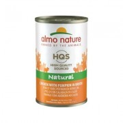 Almo Nature Legend 100% Natural Chicken with Pumpkin Adult Grain-Free Canned Cat Food, 4.94-oz, case of 24