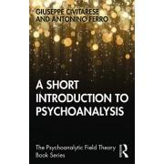 Short Introduction to Psychoanalysis, Paperback/Antonino Ferro