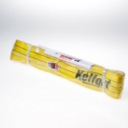 Kelfort Hijsband geel 3000kg 2m