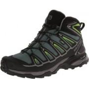 Salomon X ULTRA MID 2 GTX Hiking & Trekking Shoes For Men(Black)
