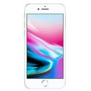 Apple iPhone 8 - zilver - 4G LTE, LTE Advanced - 256 GB - GSM - smartphone (MQ7D2ZD/A)