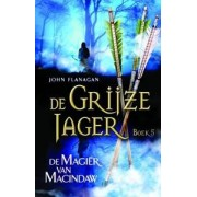 Gottmer Grijze Jager 05: De Magiër van Macindaw