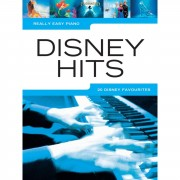 Hal Leonard - Really Easy Piano: Disney Hits