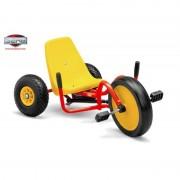 Tricicleta Crazy Bike rosu Berg Toys