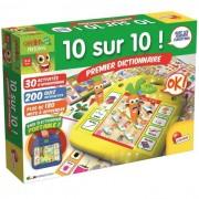 Lisciani Carotina - 10 Sur 10 Premier Dictionnaire - Jeu Educatif