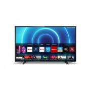 Televizor LED Philips 50PUS7505/12, 126 cm, 4K UHD, Smart TV, Dolby Atmos, Procesor Quad Core, Wi-Fi, Ci+, Clasa energetica A, Negru