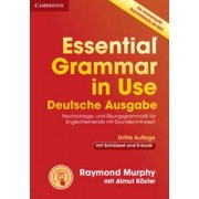 Essential Grammar in Use Book with Answers and Interactive ebook German Edition par Murphy & Raymond