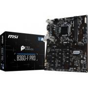 Intel Placa Base MSI B360-F Pro