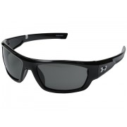 Under Armour UA Force Shiny BlackCharcoal GrayGray Lens