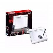 Tableta Digitalizadora Genius I608x Mouse + Pen