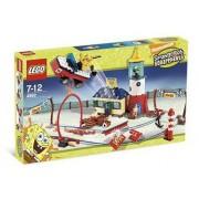 LEGO Spongebob Squarepants Mrs. Puff's Boating School 4982