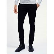 Guess Skinny Broek - Zwart - Size: 31
