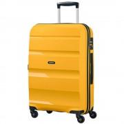 American Tourister Trolley Medio Rigido 4 Ruote 66cm 3,4kg - Bon Air Light Yellow