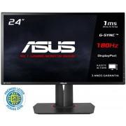Asus Monitor ASUS 24P FHD 1920x1080 1ms 180Hz DP HDMI USB3.0 Gaming - PG248Q