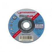 Rothenberger Profiplus doorslijpschijf inox 115x10x22mm doos à 10 stuks 071533D