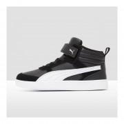 PUMA Rebound street sneakers zwart kinderen