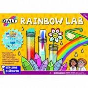 Set educativ Galt - Rainbow lab 12 experimente