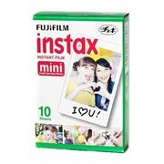 """Fuji Instax Mini Film 10 Pack- For Fuji Film For instax mini 7, 8, 25, 50, 90 Cameras, ISO 800 """" Works Well in Low Light, Daylight Balanced """" Glossy F"""