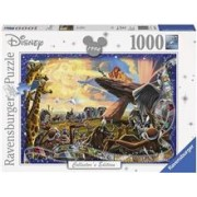Puzzle Ravensburger Disney Collector S Edition Lion King 1000 Piese Jigsaw Puzzle