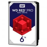 Твърд диск HDD 6TB SATAIII WD Red PRO 7200rpm 256MB for NAS and Servers, WD6003FFBX