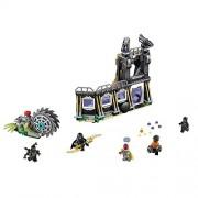 Generic 07106 466pcs Super Heroes Series Corvus Glaive Thresher Attack Set Model Building Block Brick Toys Gift Compatible 76103