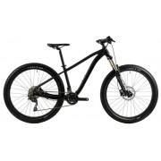 """Bicicleta Mountain Bike Devron ZERGA UNI 1.7, Roti 27.5"""", Frana hidraulica pe disc, Cadru M - 455mm (Negru)"""