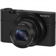 "Sony DSC-RX100 Aparat Foto Compact 20MP Zoom optic 3.6x LCD 3"" Negru"