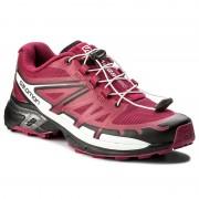 Обувки SALOMON - Wings Pro 2 W 392439 20 W0 Sangria/Black/White