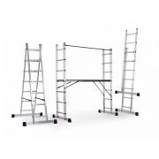többfunkciós állvány, Handrail 1,96 x 1,59m