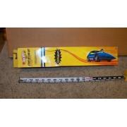 Chinamak Hot Wheels Classics Strip Action Set Hotwheels 10 Feet Track & One Car W/ California Custon Styling