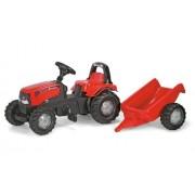 Rolly Toys 012411 Case Cvx 1170 Rollykid Avec Remorque