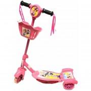 Scooter Licencia patin del diablo 3 ruedas con Luz Princesas