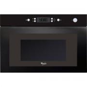 Cuptor cu microunde incorporabil Whirlpool AMW 494 NB, 22 l, 750 W, LCD, Negru
